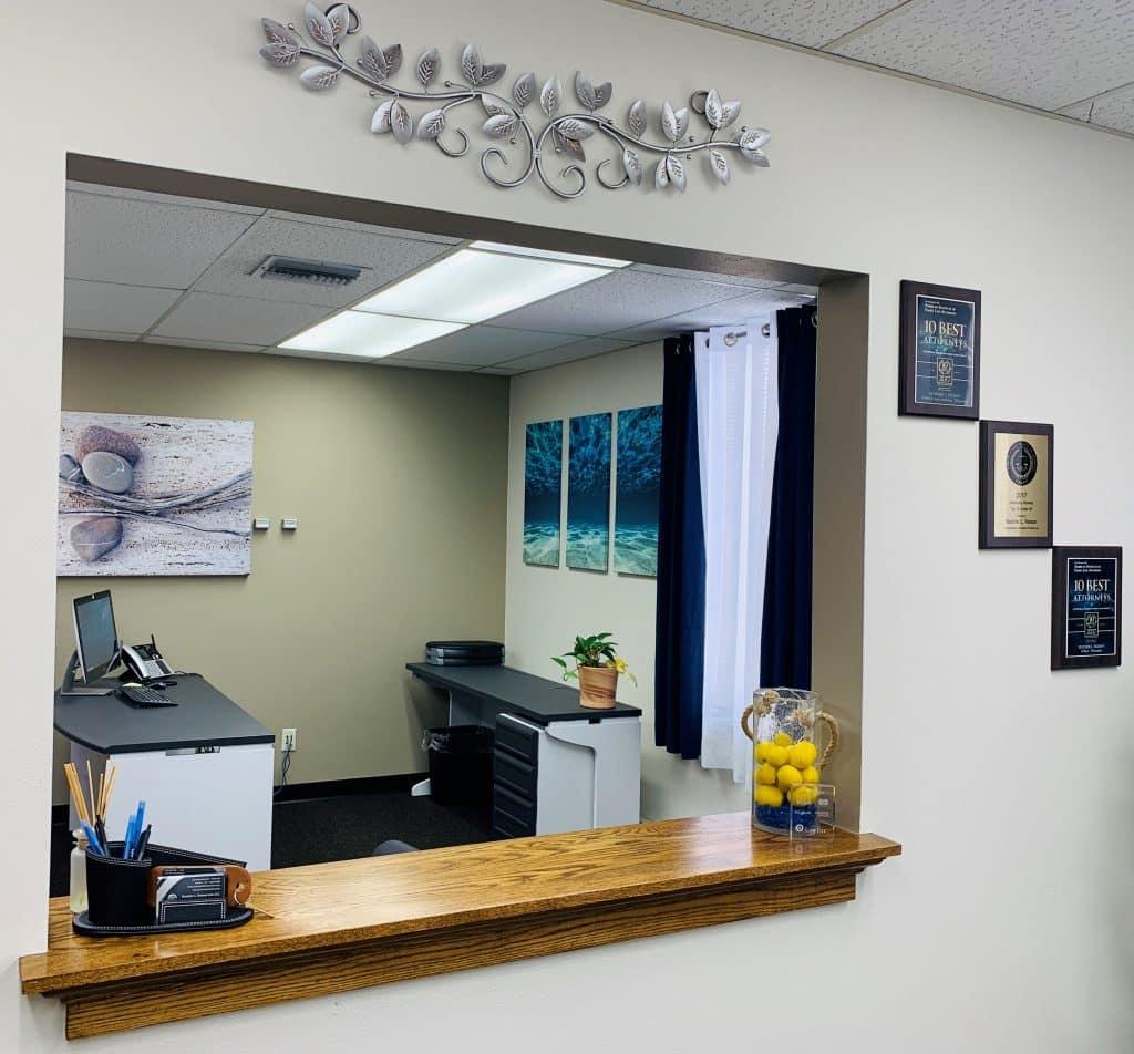 Office Window 020419