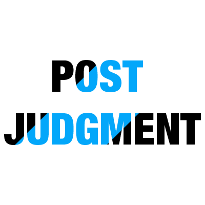 post judgment